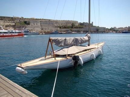 Attilio Costaguta Classic Yacht