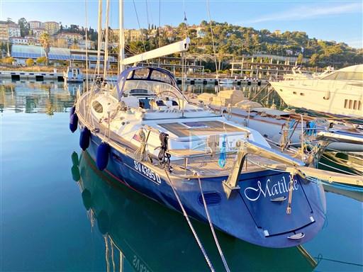 Princess Yachts Moody 56
