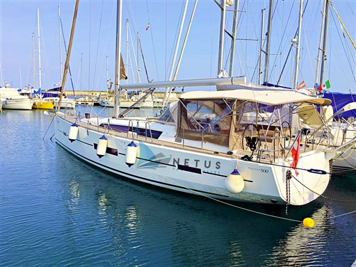 Dufour Yachts 500 Grand Large