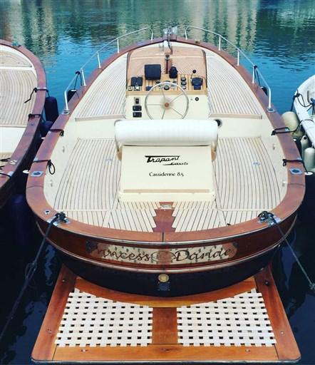 Chantier Naval Trapani Cassidene 8.5