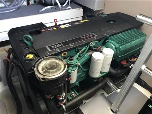 Prestige 500 Fly moteur