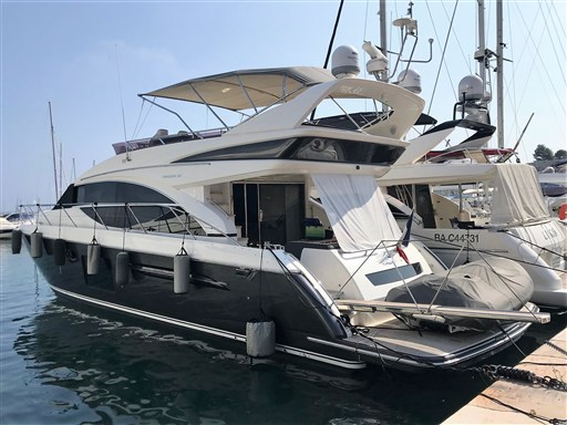 Princess Yachts 60