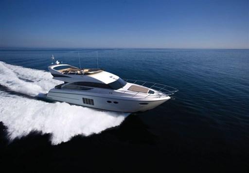 Princess Yachts 56