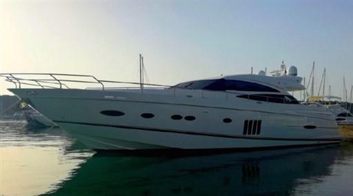 princess_v78 marina yachts