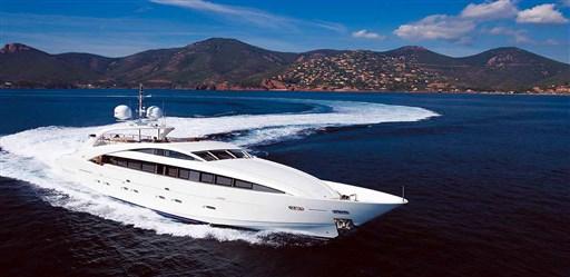 Isa Yachts Isa 120 Sport