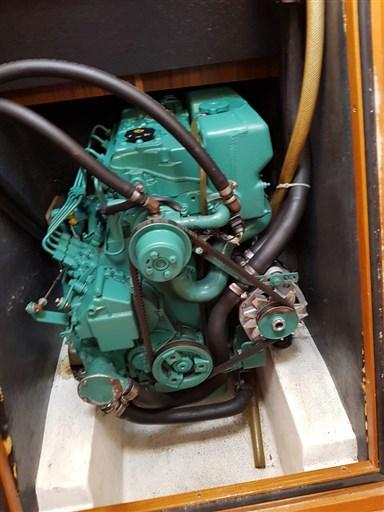 X 43 motore
