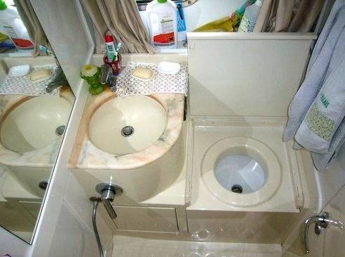 Ars mare Advantage 120  bagno