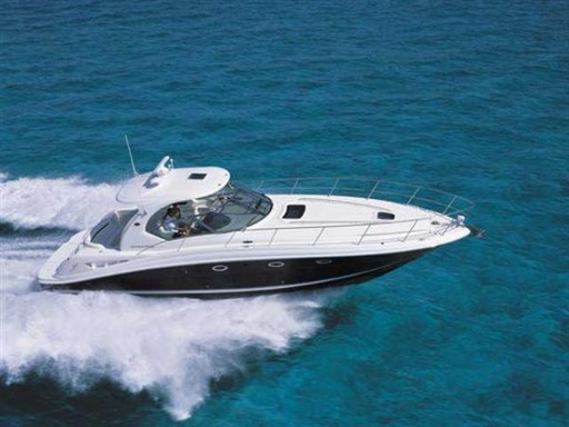Sea Ray Boats 455 Sundancer