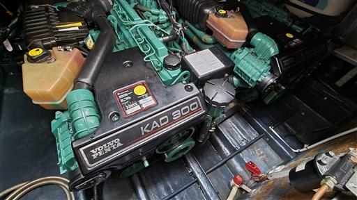 smeraldo 37 motori 2