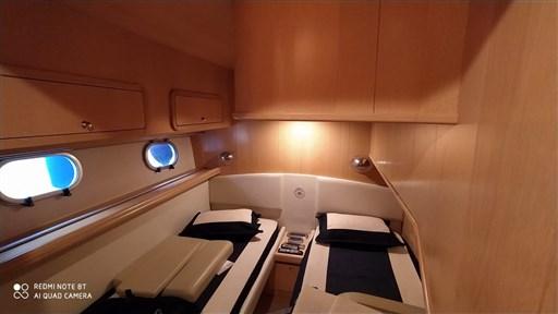cabina doppia in piano 2 Maestrale 52