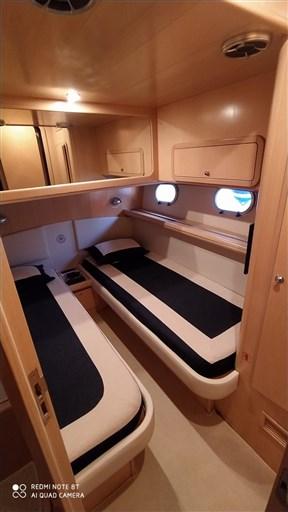 cabina doppia in piano Maestrale 52