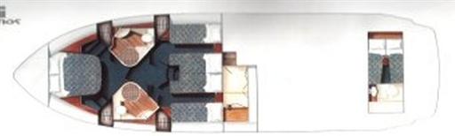 Layout cabine