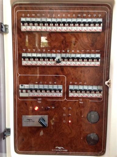 I42 pannello elettrico