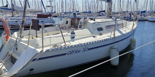 Gibert Marine Gib Sea 312