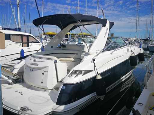 Monterey Boats 350 Sport Yacht