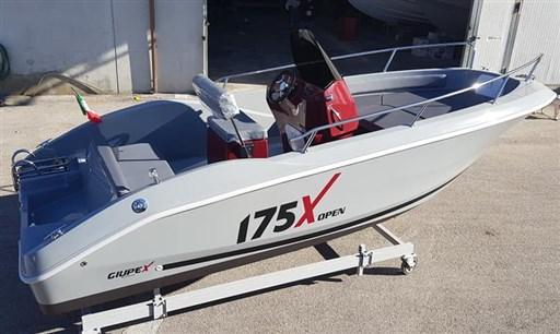 Giupex Marine 175 X Open