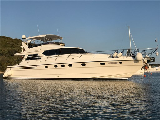 Princess Yachts 66