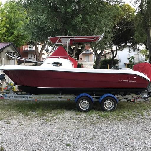 Numo Yachts 630