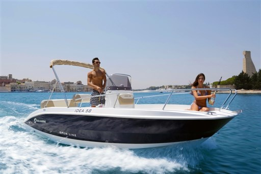 Idea Marine 58 Open Line