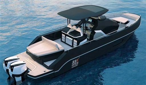 Giupex Marine 33x Open Luxury