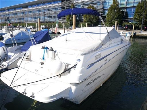 Monterey Boats 262