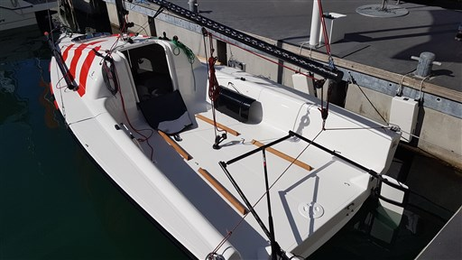 Beneteau First 18 Seascape