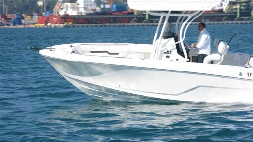 Wellcraft Marine 222 Fisherman