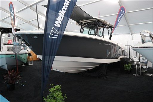 Wellcraft Marine 302 Fisherman