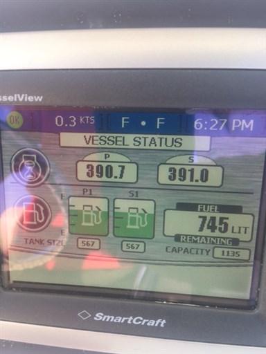 ore motore 391 - 96