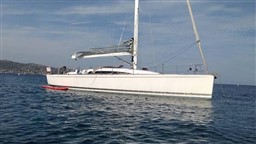 X-Yachts X–43, preowned sailboat for sale in Toscana (Italy)