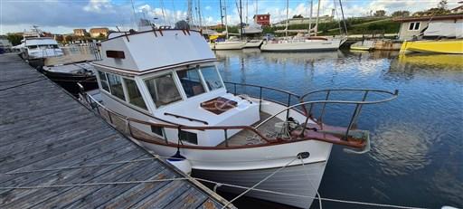 American Marine Grand Banks 32 – 1973 - VDS Yachts