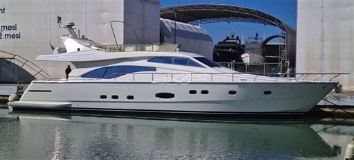 Ferretti 680 – 2005 - VDS Yachts