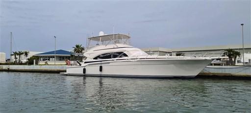 Bertram Yacht 630 Convertible – 2006 - VDS Yachts