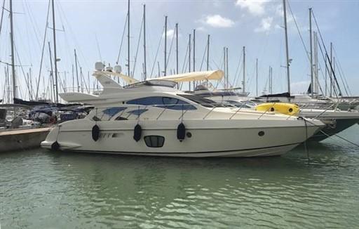 Azimut 55 Evolution – 2008 - VDS Yachts