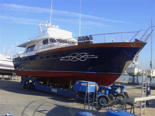 Cantieri di Pisa Atlas 16 M – 1972 - VDS Yachts