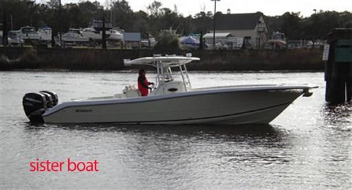 Triton 351 – 2008 - VDS Yachts