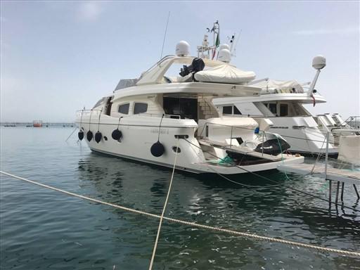 Rizzardi Technema 70 Charter – 2007 - VDS Yachts