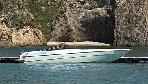 Bruno Benetti (Tecnomar) 45 Offshore – 1991 - VDS Yachts