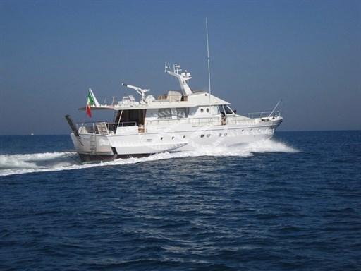 Baglietto 20 – 1971 - VDS Yachts