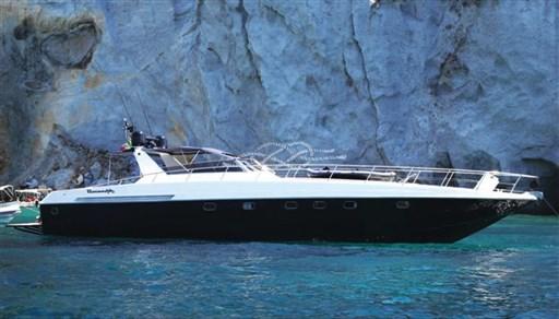Alfamarine 55 Charter – 1993 - VDS Yachts