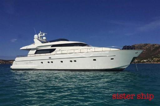 Sanlorenzo 72 – 2000 - VDS Yachts