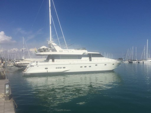 Canados 75′ – 1988 - VDS Yachts