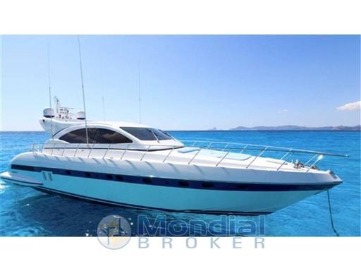 Overmarine Mangusta 72 Charter – 2011 - VDS Yachts