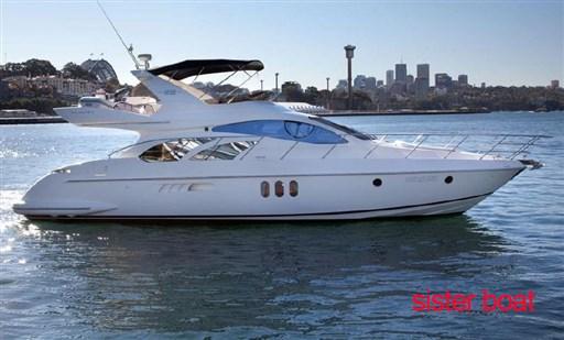 Azimut 55 Flybridge – 2004 - VDS Yachts