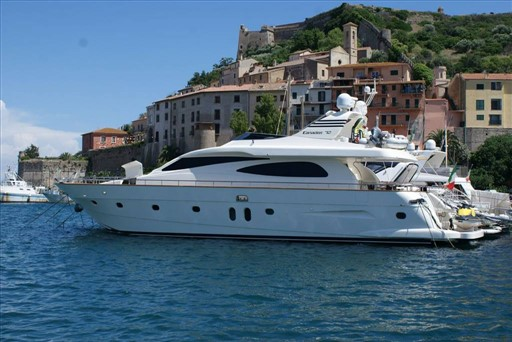 Canados 72 Charter – 2006 - VDS Yachts