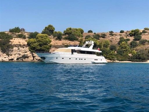 Canados 82 Charter – 1991 - VDS Yachts