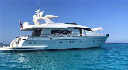 Sanlorenzo 82 – 2007 - VDS Yachts