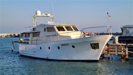 Cantieri Ascolani 17 Trawler – 1977 - VDS Yachts