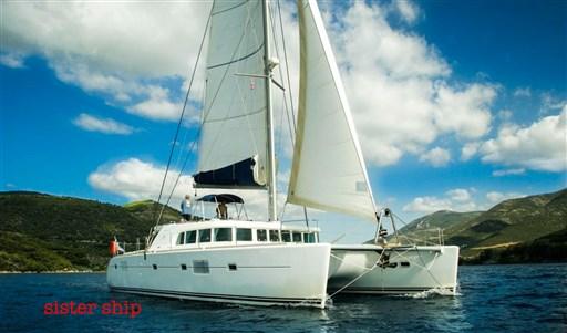 Lagoon 500 Charter – 2009 - VDS Yachts