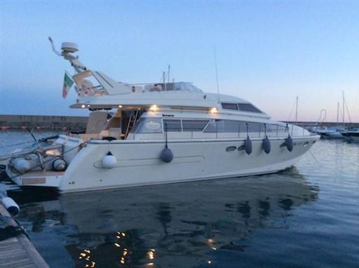 Posillipo-Rizzardi Technema 55′ – 1996 - VDS Yachts